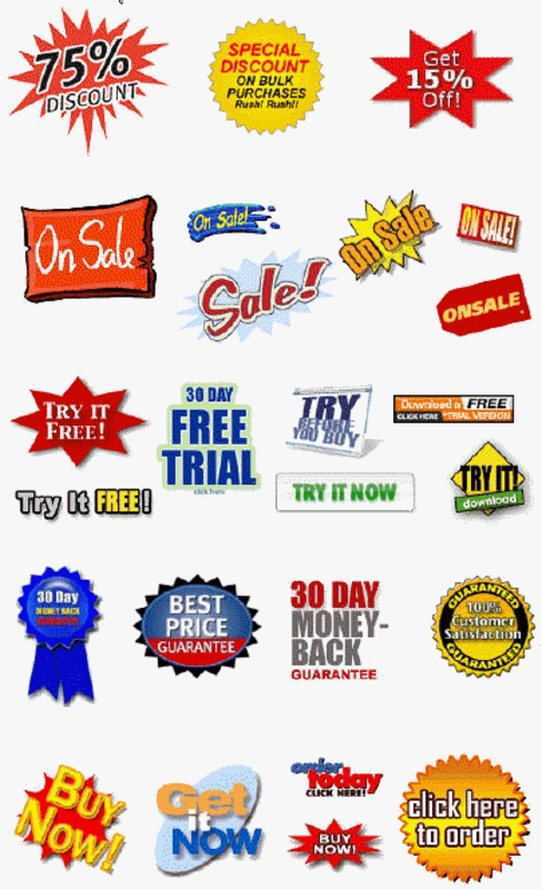 Product picture 1600 ClipArt Graphics