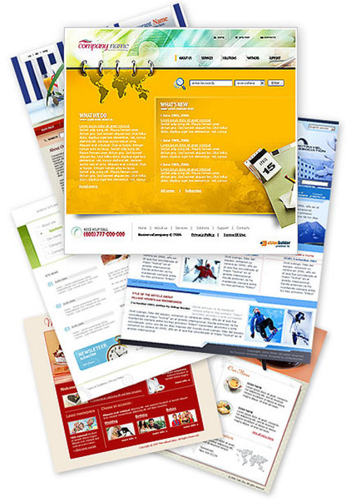 Product picture 95 Website Ready Templates