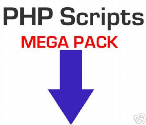 Product picture 300+ PHP Scripts (Super Pack)